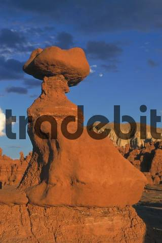 Sandstone Formation, Goblin Valley, Utah, USA