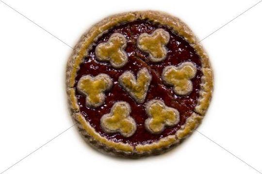 Linzer Torte, Pie from Linz
