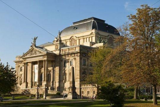 Hessian Theatre, Wiesbaden, Hesse, Germany