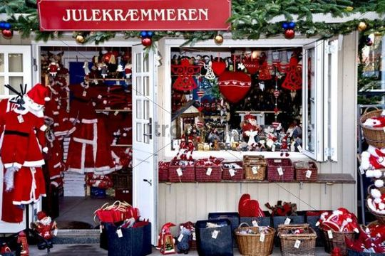 Denmark Christmas Ornaments