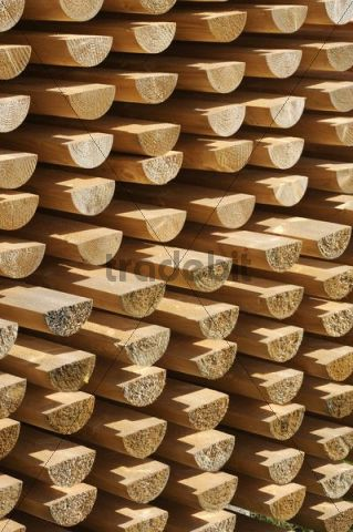 Pickets, stacked, wood stack