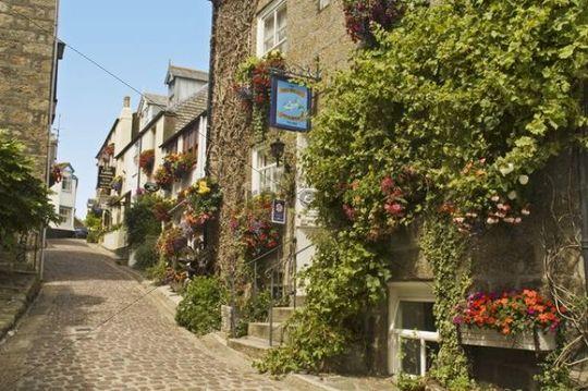 St. Ives, Cornwall, South England, England, United Kingdom, Europe