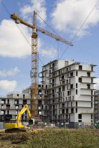 Building activity and development in Denmark