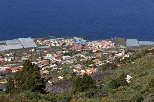 La Palma Princess Hotel and Teneguia Princess Hotel, Las Indias near Fuencaliente, Los Canarios, La Palma, Canary Islands, Spain, Europe