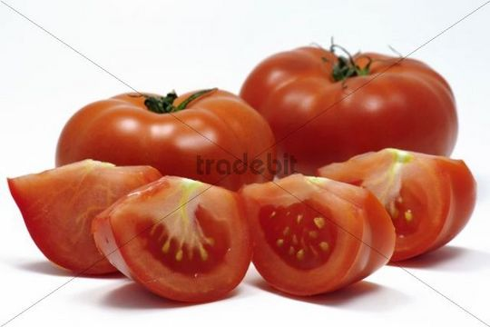 Beef tomatoes or beefsteak tomatoes