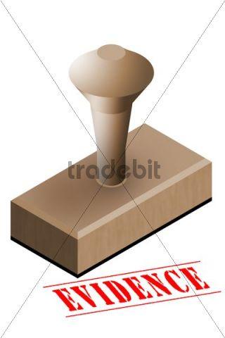 Stamp, evidence