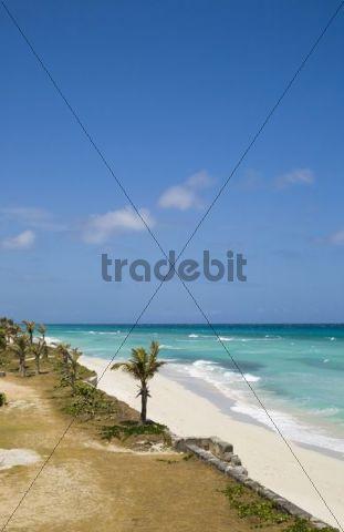 Beach, ocean, Varadero Cuba