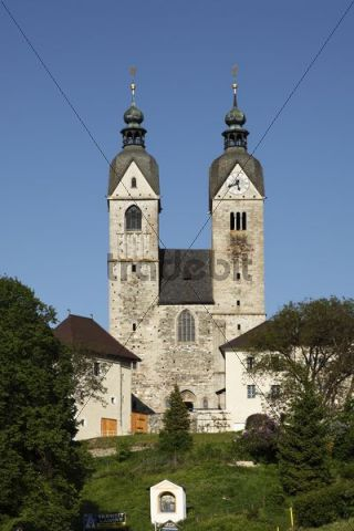 Pilgrimage church of Maria Saal, Carinthia, Austria, Europe