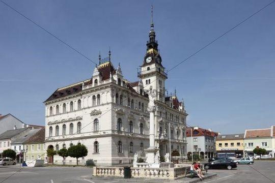 Townhouse in Laa an der Thaya, Weinviertel, Lower Austria, Austria, Europe