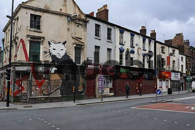 Berry Street, Liverpool, England