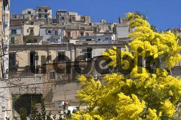 Spring time in Modica Italy