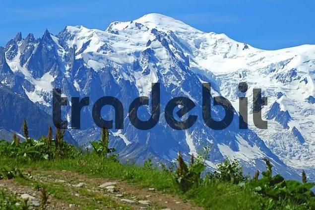 Mont Blanc, Haute Savoie, France