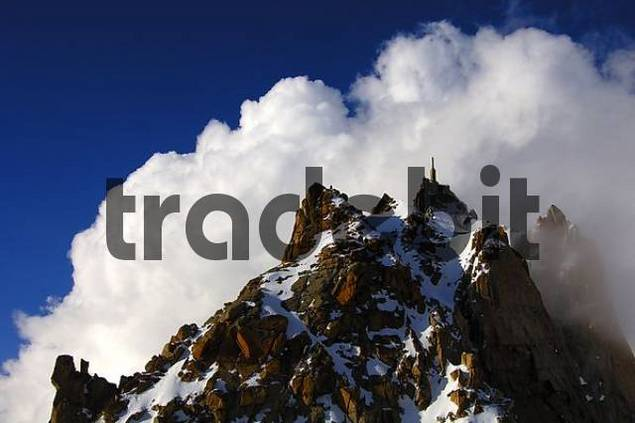 Aiguille du Midi, Chamonix, Haute-Savoie, France