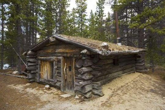Trapper 180 S Cabin Near Bennett Chilkoot Pass Chilkoot