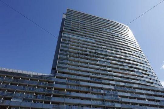 Mischek Tower, residential highrise, Donau City, Vienna, Austria, Europe