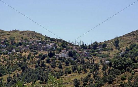Anogia, mountain village, Psiloritis Mountains, Crete, Greece, Europe