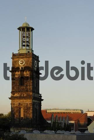 Aegidien church in Hannover, Lower Saxony, Germany