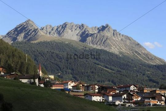 Nauders, Upper Inn Valley, Tyrol, Austria, Europe