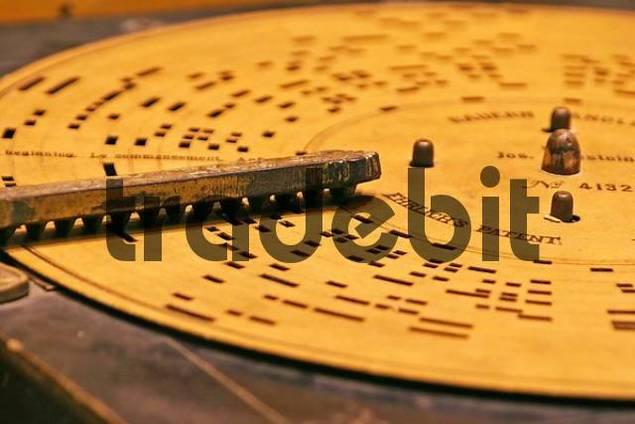 nostalgia barrel organ