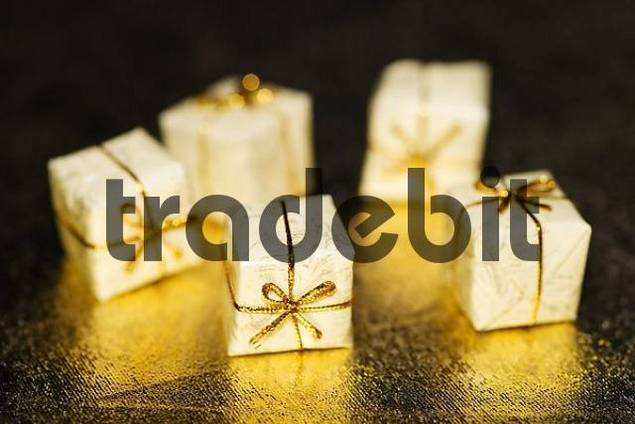 Christmas parcels decoration