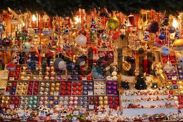 Christmas - christmas decoration - christmas market