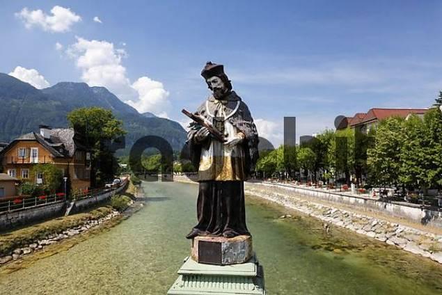 St. Nepumuk in Bad Ischl, Salzkammergut, Upper Austria
