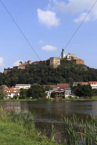Schloss Guessing castle, Burgenland, Austria, Europe