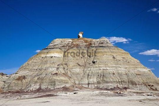 Bisti Badlands, Bisti Wilderness Area, New Mexico, USA