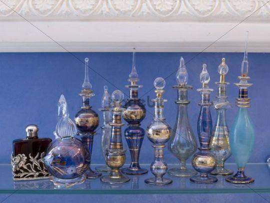 Flasks in Oriental style