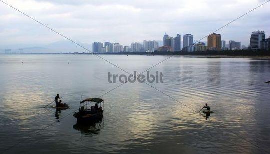 Sanya, South, Hainan Island, China, Asia