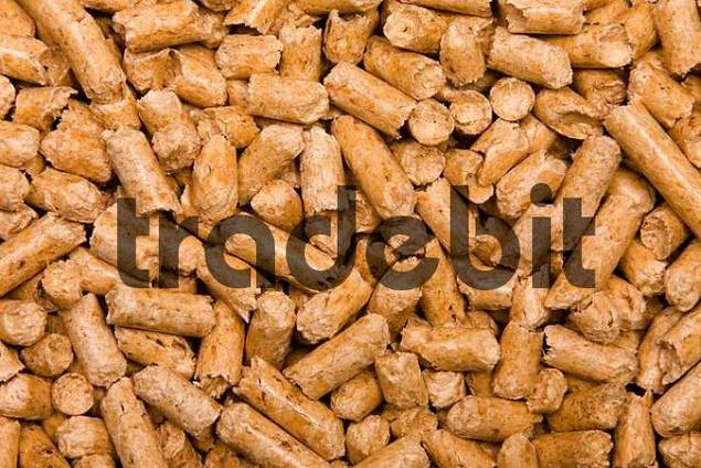 Wood pellets download abstract