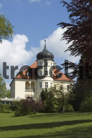 Bad Heilbrunn near Bad Toelz Seidlvilla built by Gabriel von Seidl Bavaria Germany