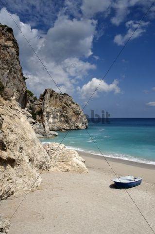Kyra Panagia, island of Karpathos, Aegean Islands, Dodecanese, Aegean Sea, Greece, Europe