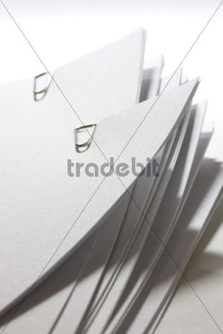 Paper clamps