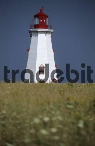 Panmure Island lighthouse, Prince Edward Island
