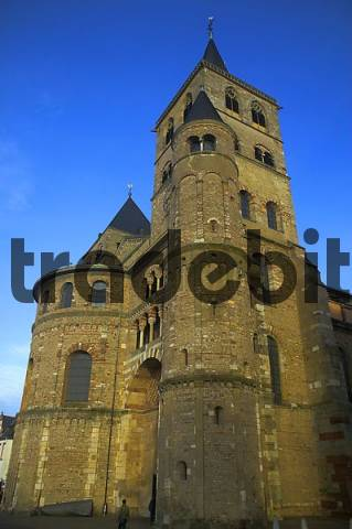 Trier cathedral with quotDomsteinquot, Trier, Germany