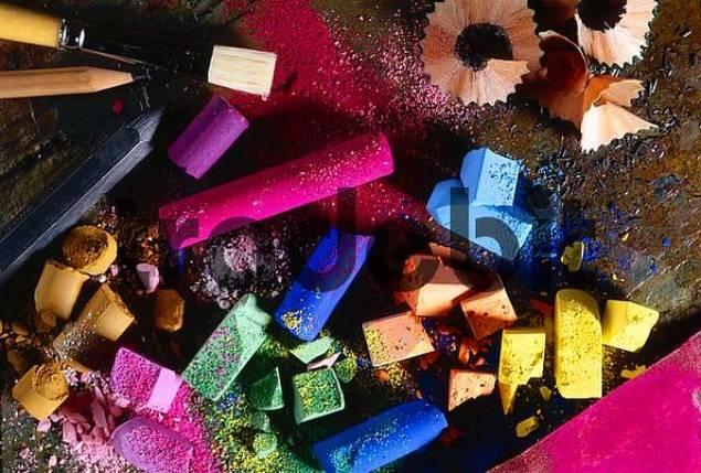 chalk colours