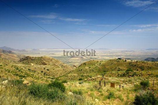 Spreetshoogte Pass, Namibia, Africa