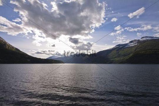Hardangerfjord, Norway, Scandinavia, Europe