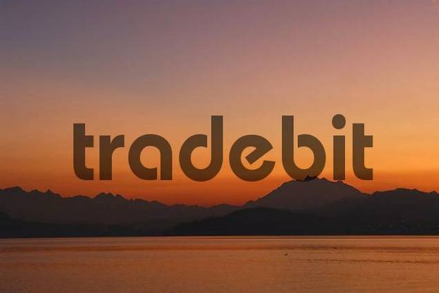 sunset at the Zugersee with the Pilatus in the background, Zug, Switzerland