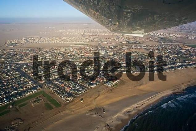 Coast city Swakopmund, Namibia, Africa