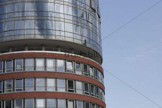 Hanseatic Trade Center, Hafencity, Hamburg, Germany, Europe
