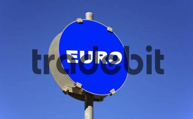 Symbolic photo - currency euro