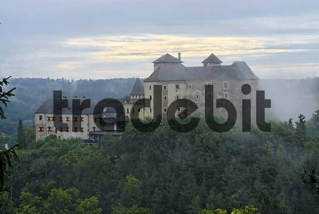 Lockenhaus castle Burgenland Austria