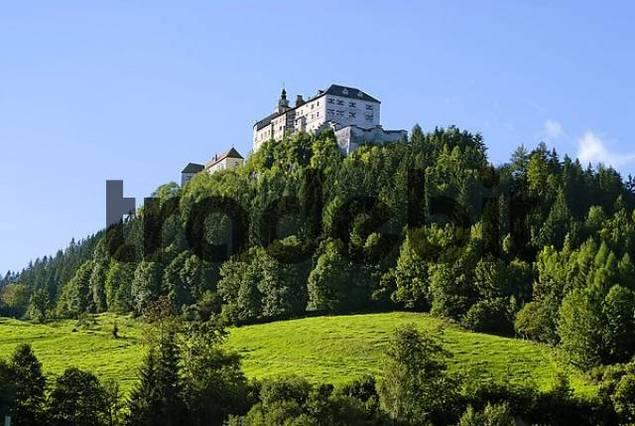 Strechau castle community of Rottenmann district of Liezen Styria Austria