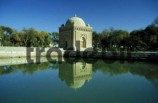 Samanids mausoleum, Bukhara, Uzbekistan