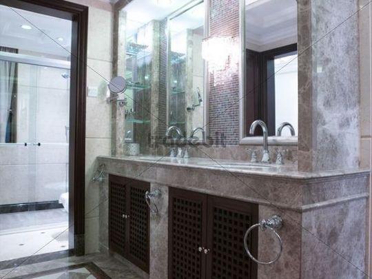 Interior decoration, bathroom