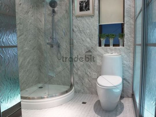 Interior decoration, bathroom