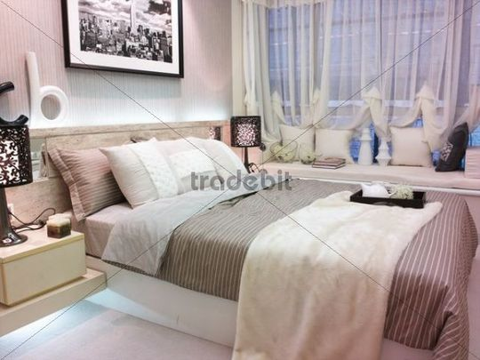 Interior decoration, bedroom