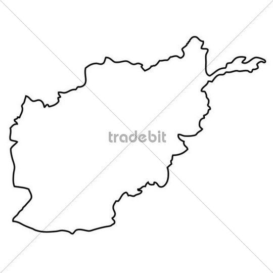 Image Result For Afghanistan Map Image